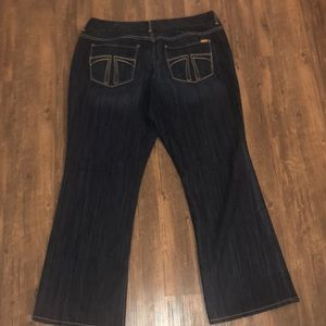 """Seven7 """"Luxe"""" Jeans size 20"""